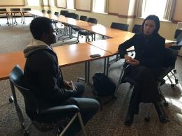 Chat with Michelle Pretorius